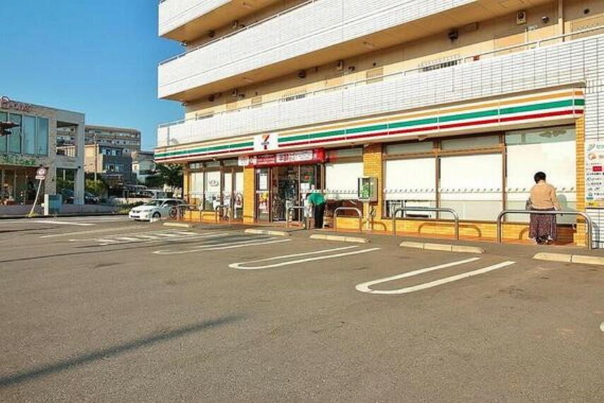 コンビニ セブンイレブン松戸日暮6丁目店