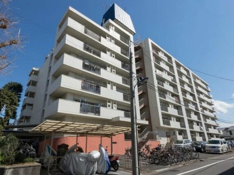 外観写真 都営三田線「本蓮沼」駅まで徒歩10分。少し足をのばせば京浜東北線「赤羽」駅も利用できます