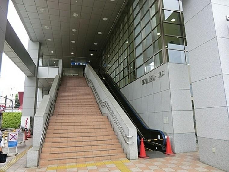 東飯能駅(JR 八高線)