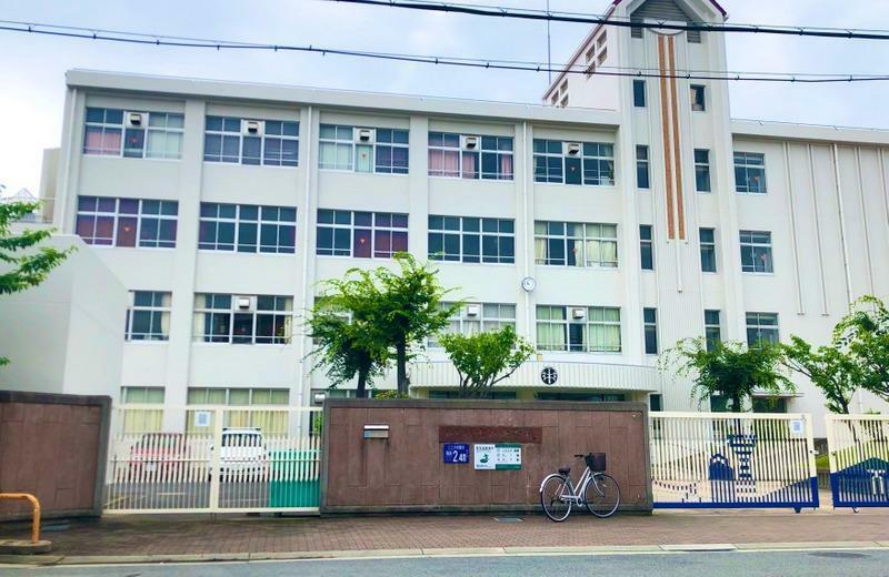 中学校 吉田中学校