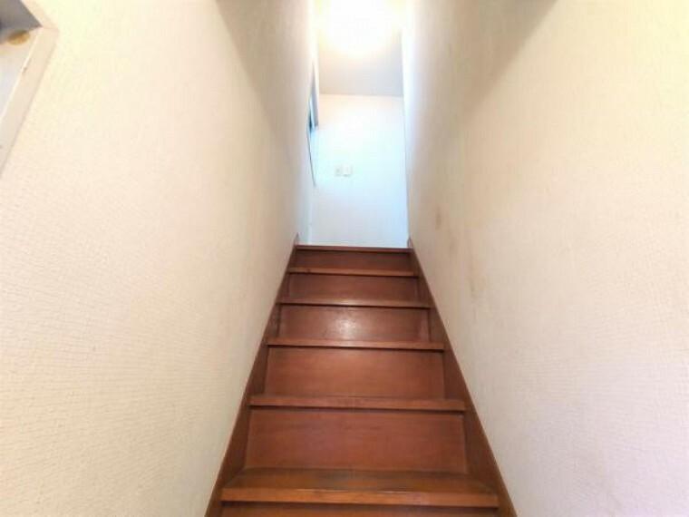 【リフォーム前】階段