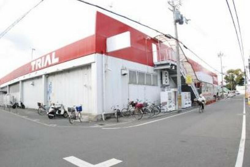 スーパー 【スーパー】ディスカウントストアトライアル 寝屋川店まで284m