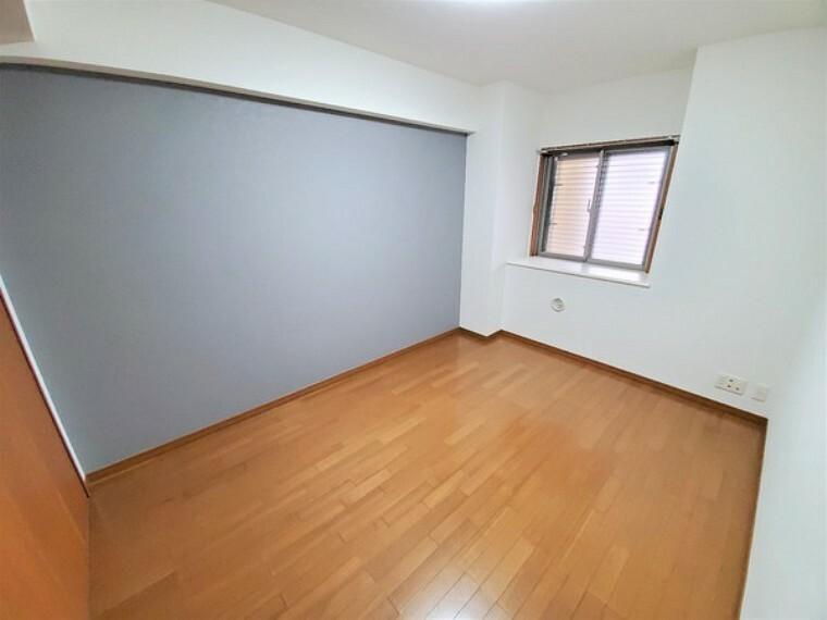 洋室 約6帖洋室は子供部屋にもオススメ