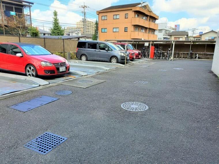 敷地内駐車場 機械式駐車場
