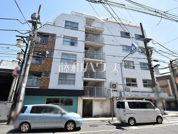 外観写真 外観 【サンビューハイツ清瀬】
