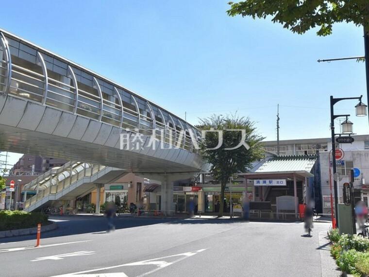 西武池袋線「清瀬」駅