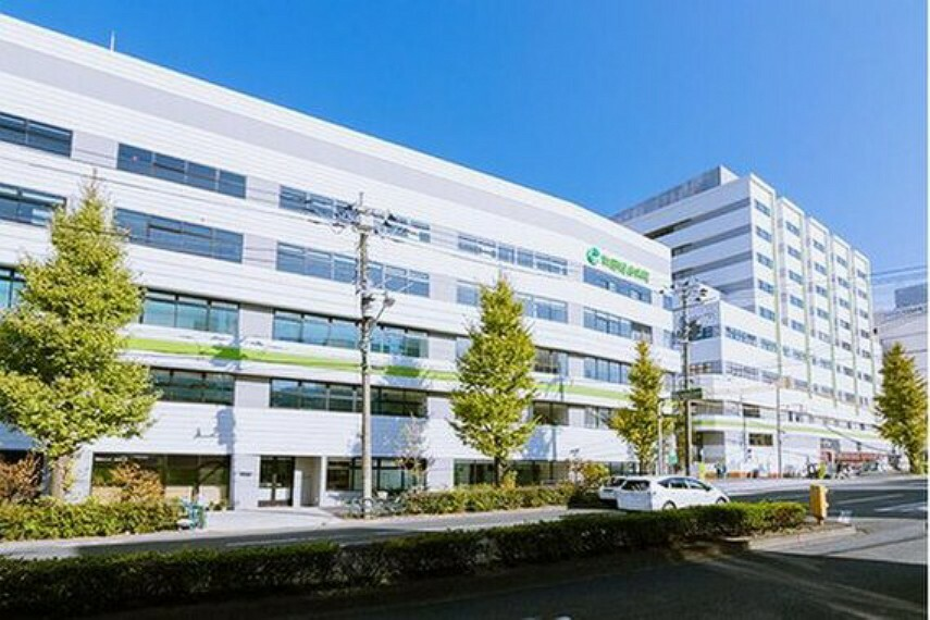 病院 社会医療法人財団仁医会 牧田総合病院まで1700m 「すべての人に安心を与えられる」ようになりたい