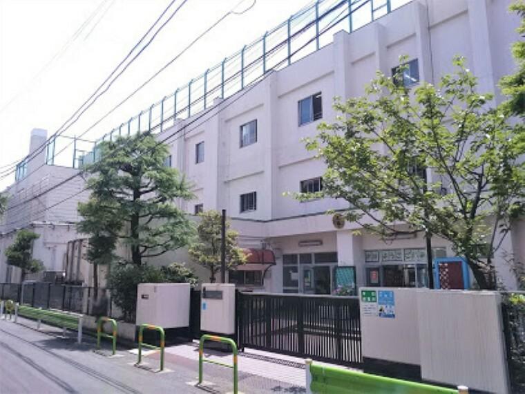 小学校 【小学校】大田区立大森第五小学校まで501m