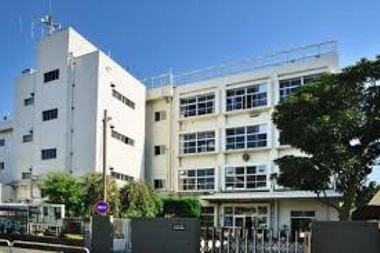 中学校 【中学校】品川区立鈴ケ森中学校まで979m