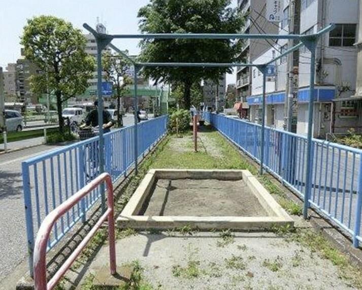 公園 【公園】平和島入口児童遊園まで176m