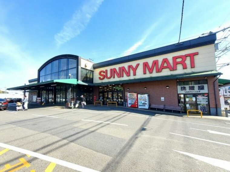 スーパー 【スーパー】サニーマート中万々店2まで977m