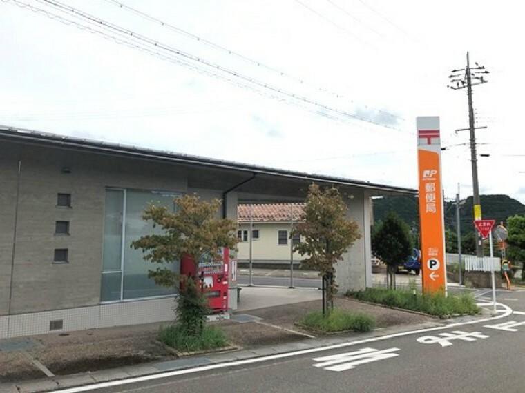 郵便局 【郵便局】土山郵便局まで991m