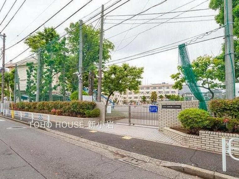 小学校 江戸川区立船堀第二小学校:60m