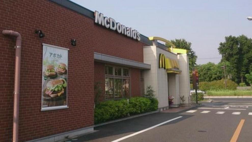 マクドナルド岡山西バイパス店