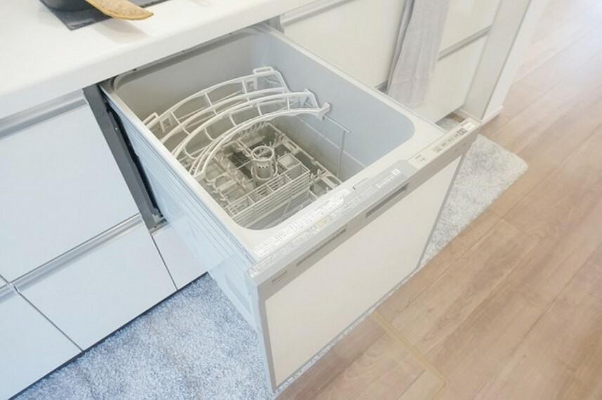 専用部・室内写真 食洗器