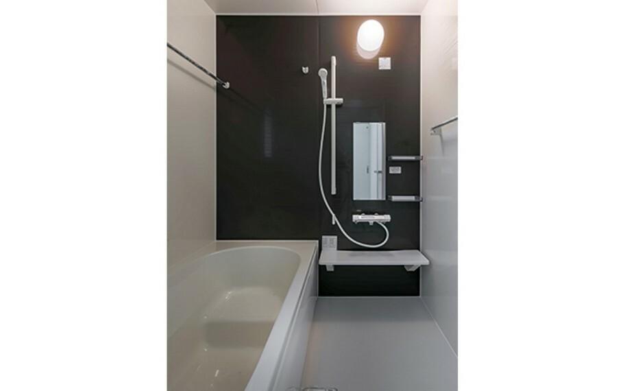 完成予想図(内観) 当社分譲施工例:浴室