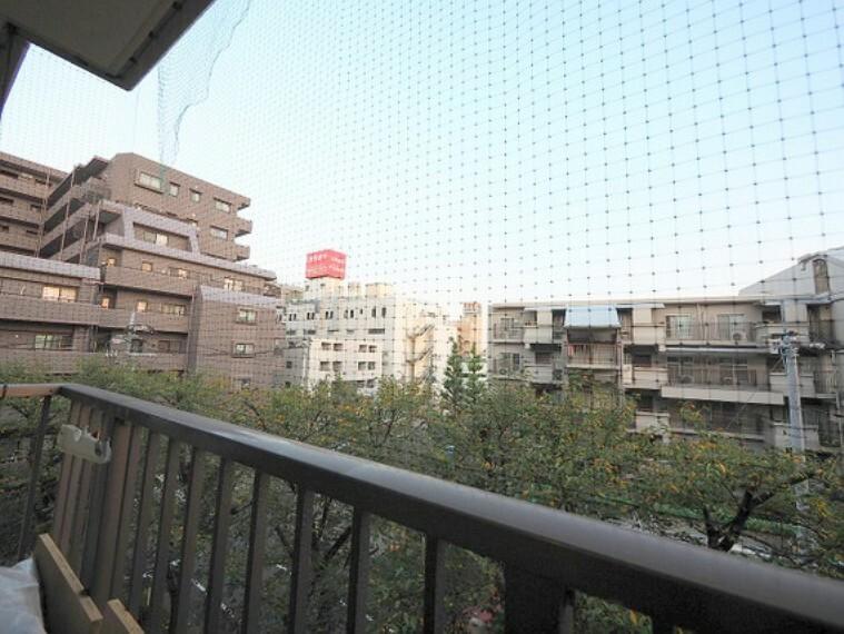 眺望 バルコニーからの眺望