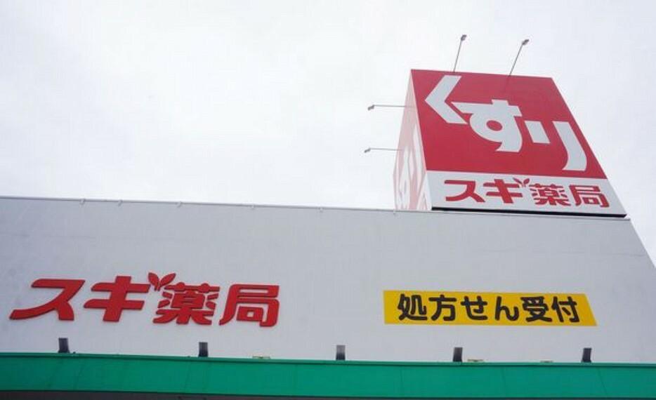ドラッグストア スギ薬局新川店 スギ薬局新川店まで1000m(徒歩約13分)