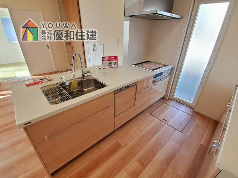 キッチン 同社施工例