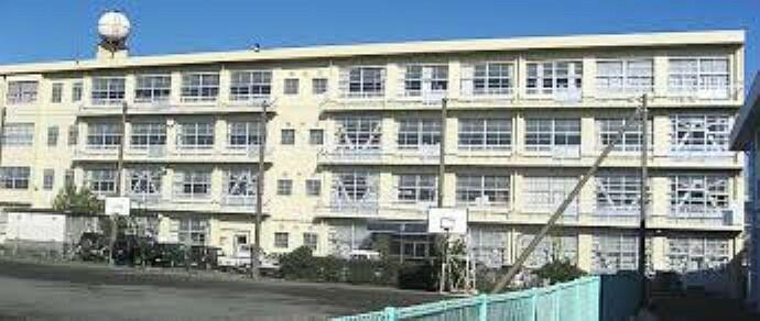 中学校 【中学校】清水第一中学校まで688m