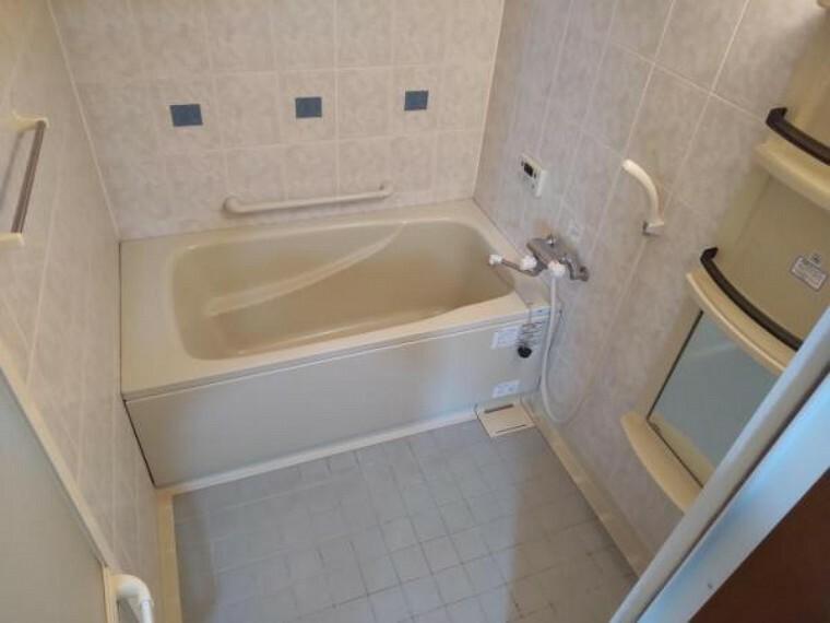 浴室 既存浴室写真です。新規にユニットバスを設置予定です。