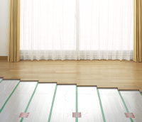 TES温水式床暖房