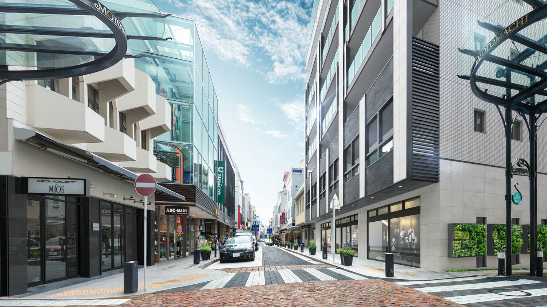 クリオ横濱元町通りの外観画像