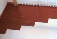TES床暖房