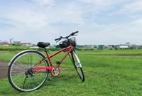76台分の自転車置場