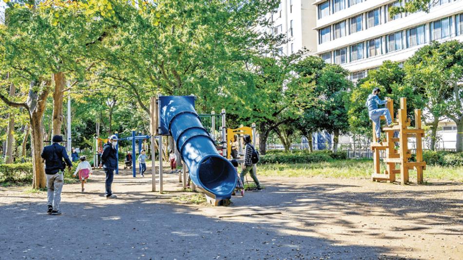 県立行田公園(約160m・徒歩2分)