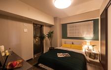 Main Bedroom(Gタイプモデルルーム仕様)