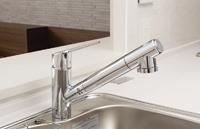 浄水器一体型水栓(キッチン)