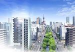 デュオヴェール札幌南5条 外観画像