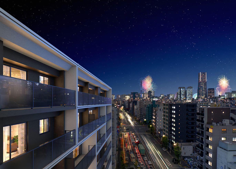 アーデルディア西横浜の外観画像