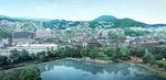 グランリビオ甲陽園 外観画像