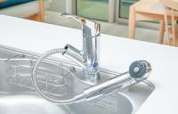 浄水機能付水栓