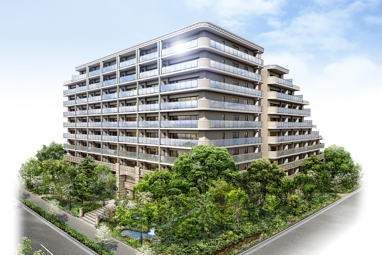 (仮称)西宮郷 酒蔵通りマンションプロジェクト/