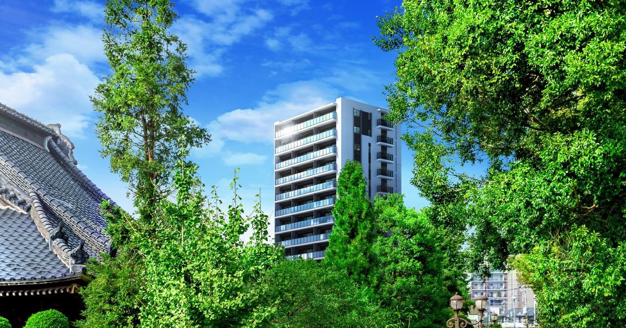 ガーデンハウス浦和仲町の外観画像