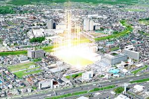 JR京都線沿線最大級マンションプロジェクト