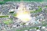 JR京都線沿線最大級マンションプロジェクト 外観画像