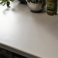 人造大理石キッチン天板(一体型天板)