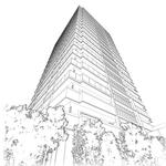 ローレルタワー藤が丘 外観画像