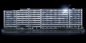 シティテラス横浜の外観画像