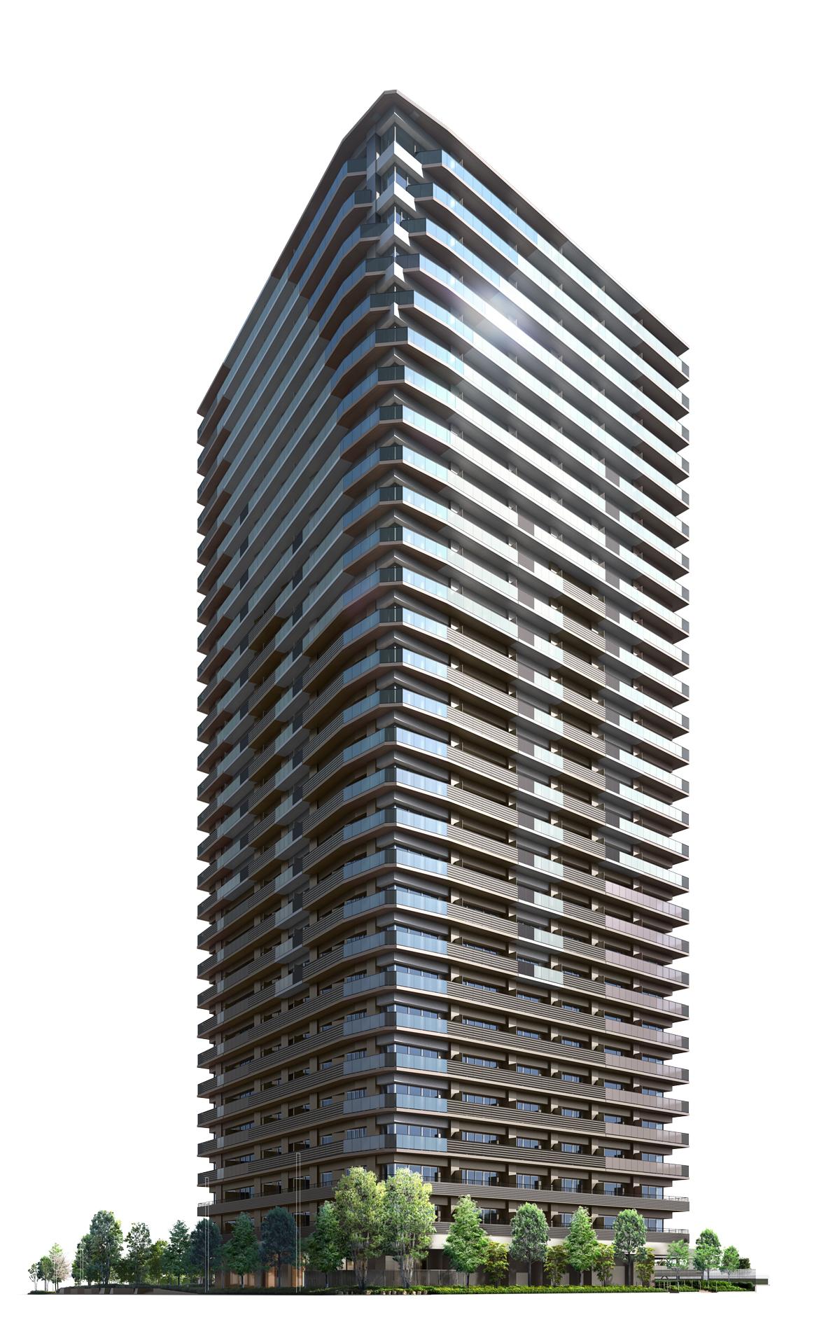 パークシティ柏の葉キャンパス サウスマークタワー