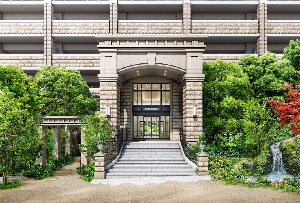 (仮称)中央区上町一丁目 高層邸宅プロジェクト
