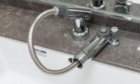 シングルレバー混合水栓