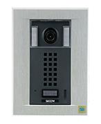 カメラ付玄関インターホン子機