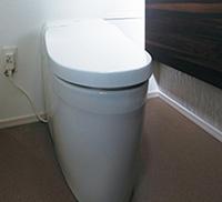ローシルエット式トイレ