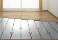 温水式床暖房