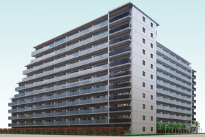 リビオ尼崎STATION CITY